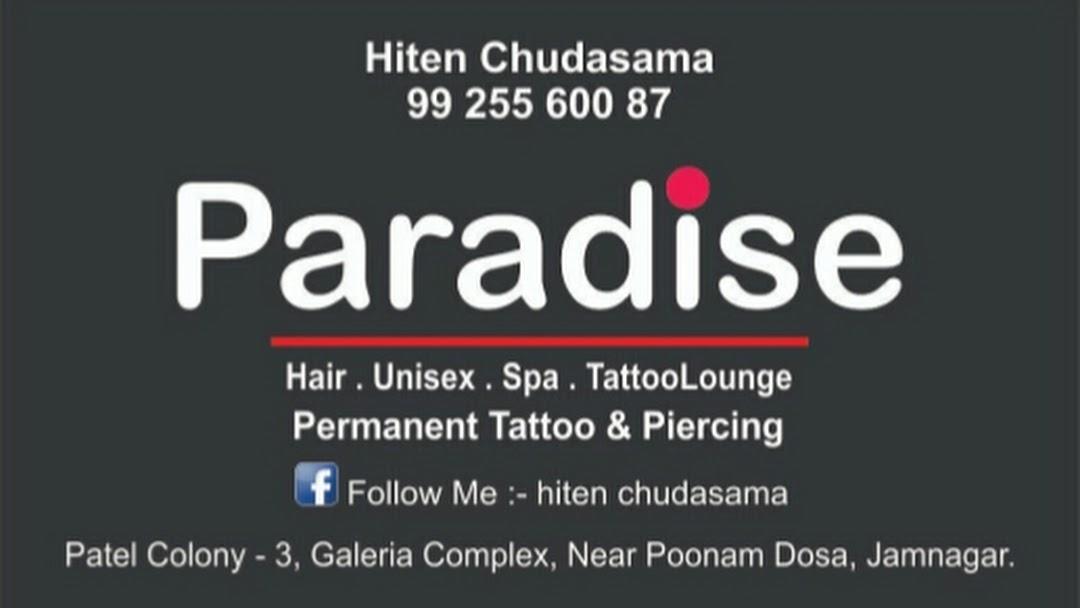Paradise Unisexsalon Spa Hair Tattoo Lounge We Create Your Dream