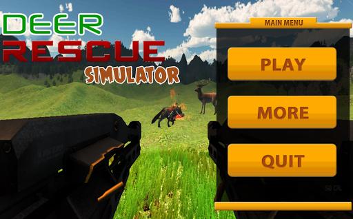 Deer Rescue Simulator