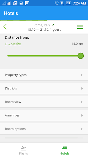 Flightzy - cheap flights & hotels search 4.1.1 screenshots 8