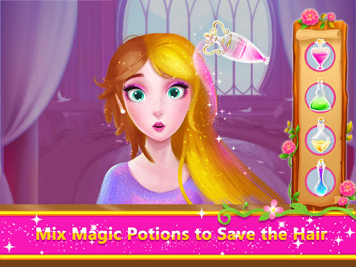 Long Hair Princess - Prince Rescue 1.3 androidappsheaven.com 2