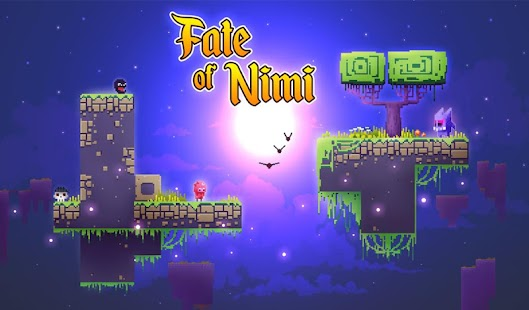 Fate of Nimi: Adventure Platform Game Screenshot