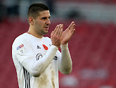 """Aleksandar Mitrovic doet opvallende onthulling na promotie: """"Had niet mogen spelen, want zit maar in de helft van mijn herstel"""""""