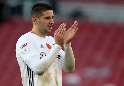 Aleksandar Mitrovic écarté de l'équipe serbe par le futur sélectionneur ?