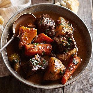 Autumn Beef Stew.