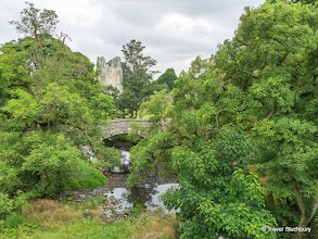 Photo: Shap Abbey and River Lowther, Cumbria