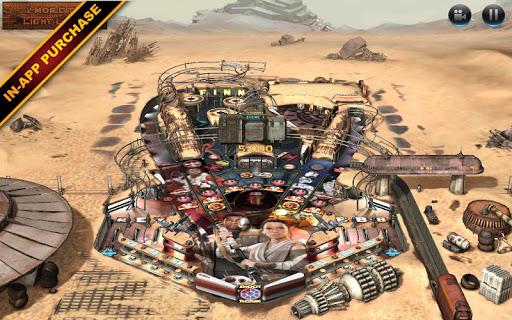 Android үшін  Star Wars™ Pinball 4 ойындар screenshot