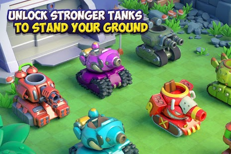 Dank Tanks Screenshot