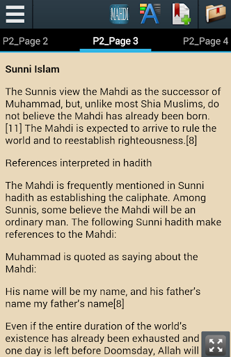 Download Signs of Imam Mahdi Arrival Google Play softwares