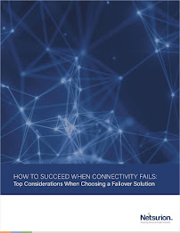 Considerations When Choosing Network Connectivity Failover Solution