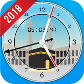 Mecca Clock 2018: Allah Live Wallpaper App