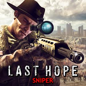 Last Hope Sniper - Zombie War: Shooting Games FPS 1.56 APK MOD
