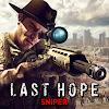 Last Hope Sniper - Zombie War: Shooting Games FPS APK Icon