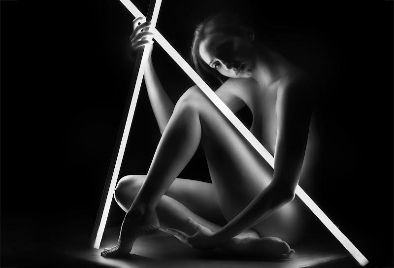 Triangolo di luce di davide_giovanni_volpi