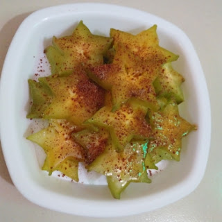 Star Fruits Chat Recipe