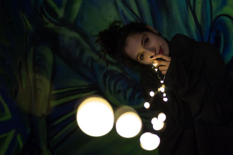 Bolle di luci di MARIA ELENA CAMILLI