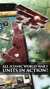 Supremacy 1 Apk Mod +OBB/Data [The Great War Strategy Game] 4