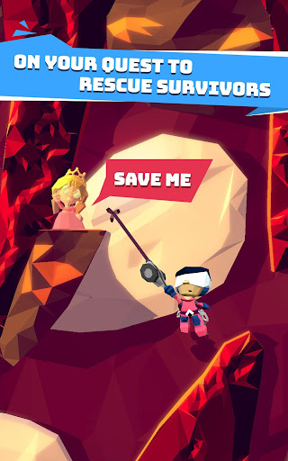 Hang Line: Mountain Climber screenshot 5