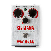 Way Huge WHE206 Red Llama 25th Anniversary Overdrive - LTD ED