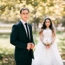 Wedding photographer Abdul Nurmagomedov (Nurmagomedov). Photo of 30.10.2018
