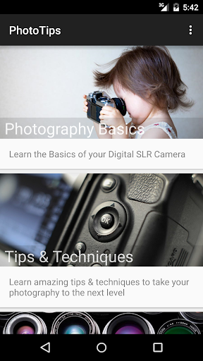 Photo Tips Free