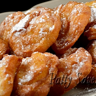 Fried Scones - Sopapillas