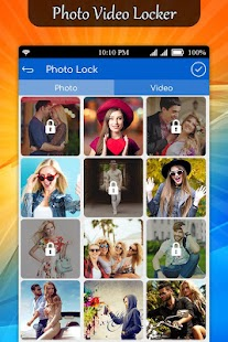 Gallery Lock : Secret Photo Video Lock - náhled