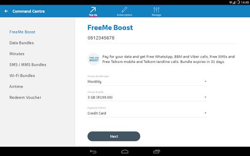 Telkom 3.4.0 screenshots 13