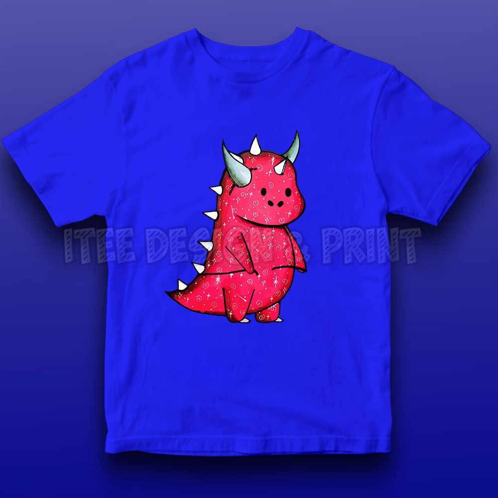 TikTok Dino Merah 21
