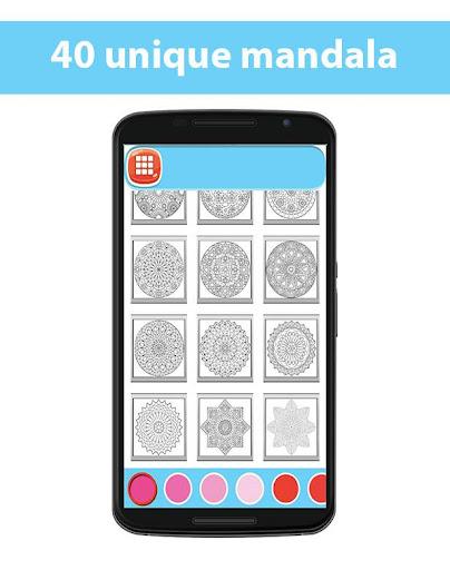 Mandalas Coloring Book 2