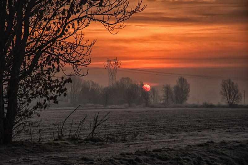 Gennaio, all'alba di Gian Piero Bacchetta