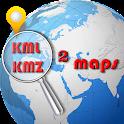 KMLZ 2 Maps Pro icon