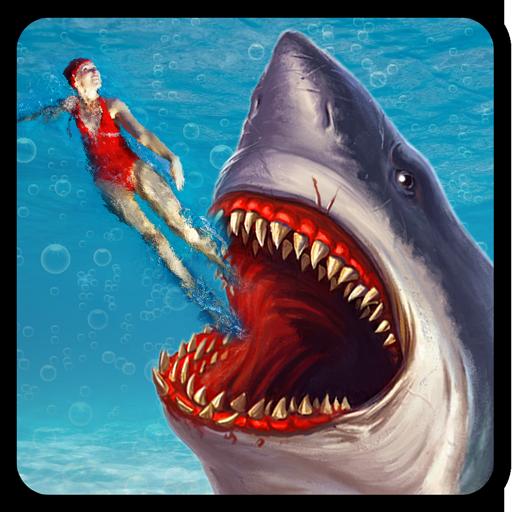 Scary Shark Evolution 3D