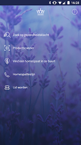 Homeopathiewijzer screenshot 1