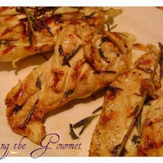 Lemon & Rosemary Grilled Chicken
