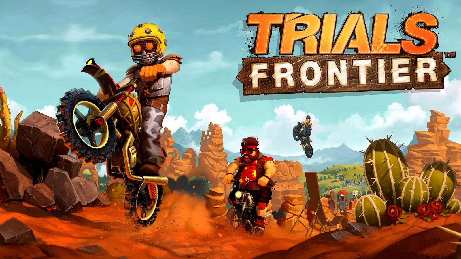 Trials-Frontier 18