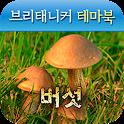 브리태니커 테마북-버섯 icon