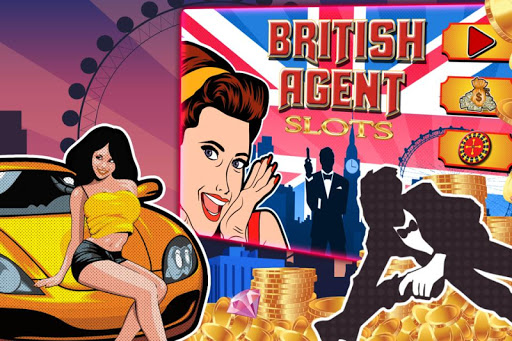 British Agent Slots