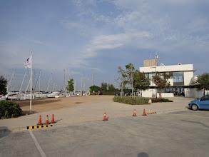 Photo: Sant Carels de la Rapita marina