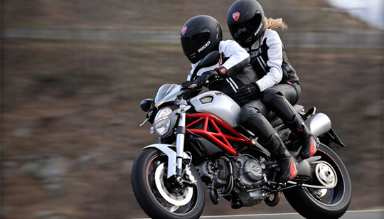 Don't Lose Your Girlfriend. How to Properly Ride a Motorcycle with a Passenger