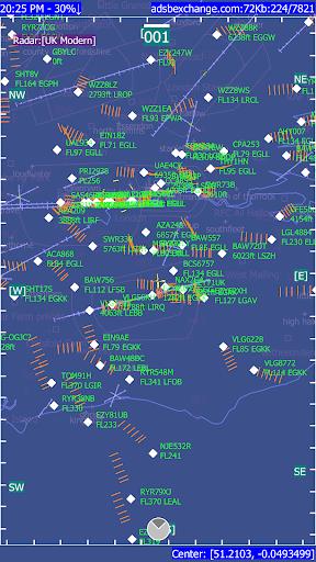 ADSB Flight Tracker 25.6 screenshots 3