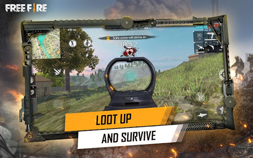 Free Fire (Mod) Apk - Full Mod Free Fire Android