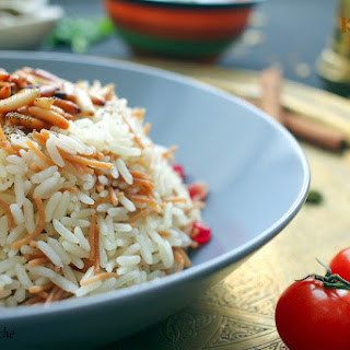 Arabic Rice – Arabischer Reis Recipe