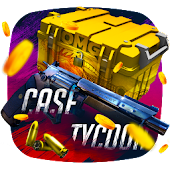 Case Tycoon - Сase opener / Counter Clicker / Idle