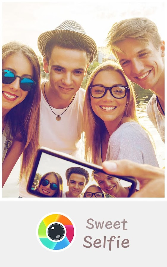 Screenshots of Sweet Selfie - Candy New Name for iPhone