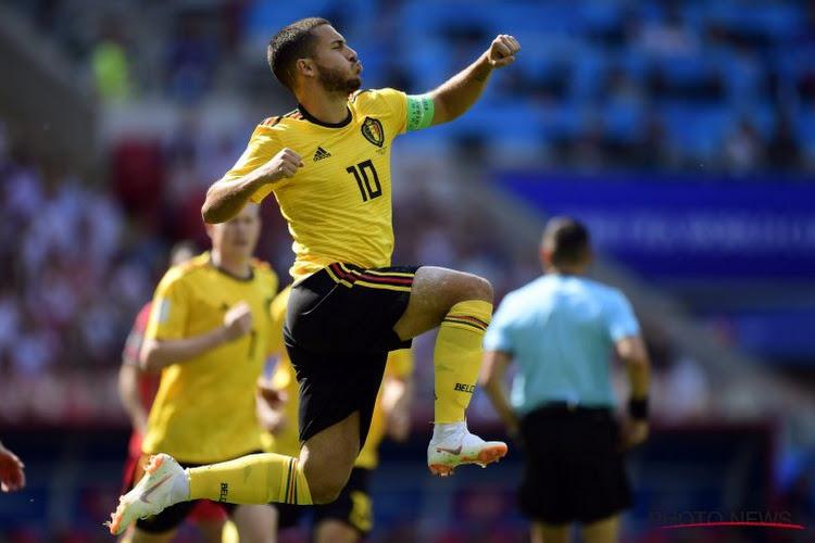 Les Diables offrent un record à la Coupe du monde