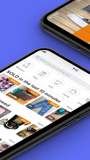 Mercari: The Selling App Screenshot