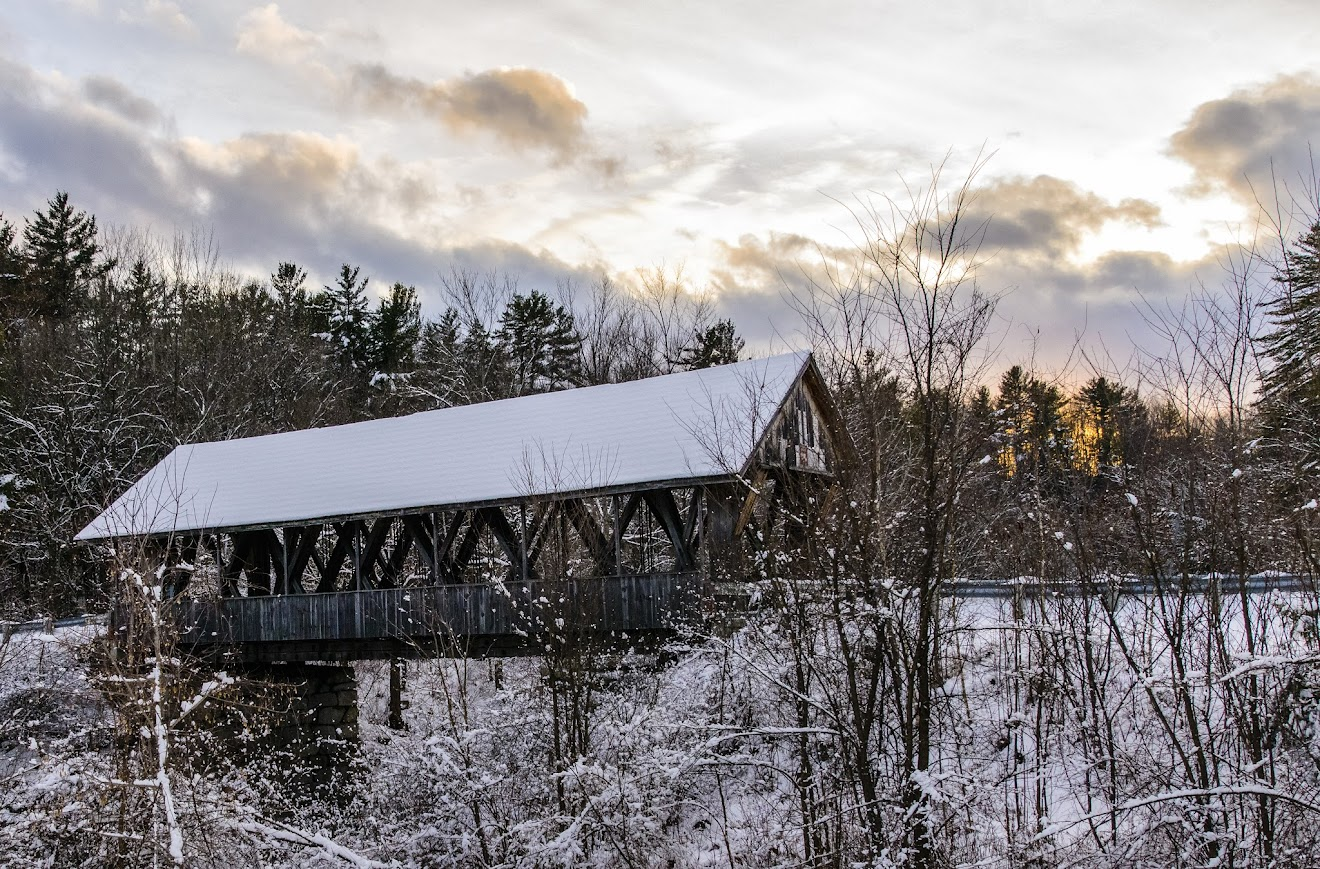 Packard Hill Bridge - Submitted by Doug Austin