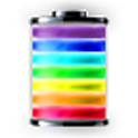 Rainbow Battery icon