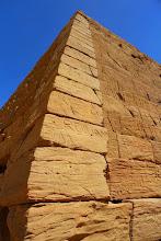 Photo: Meroitic pyramids in Karima