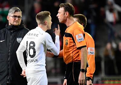 """Eupen furieux contre l'arbitrage: """"Nous méritons le même respect que les autres équipes"""""""